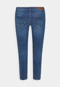 Vero Moda Curve - VMLYDIA  - Jeans Skinny Fit - dark blue denim - 7