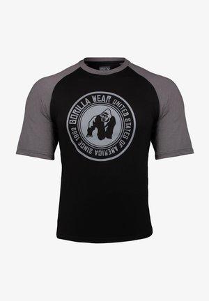 TEXAS - T-shirt print - grey