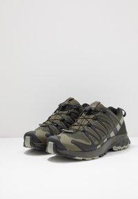 Salomon - XA PRO 3D V8 - Hiking shoes - grape leaf/peat/shadow - 2