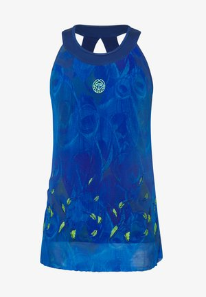 MALOU TECH TANK - Top - dark blue