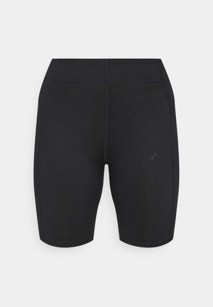 ONPFIMA SHORTS - Collants - blue graphite