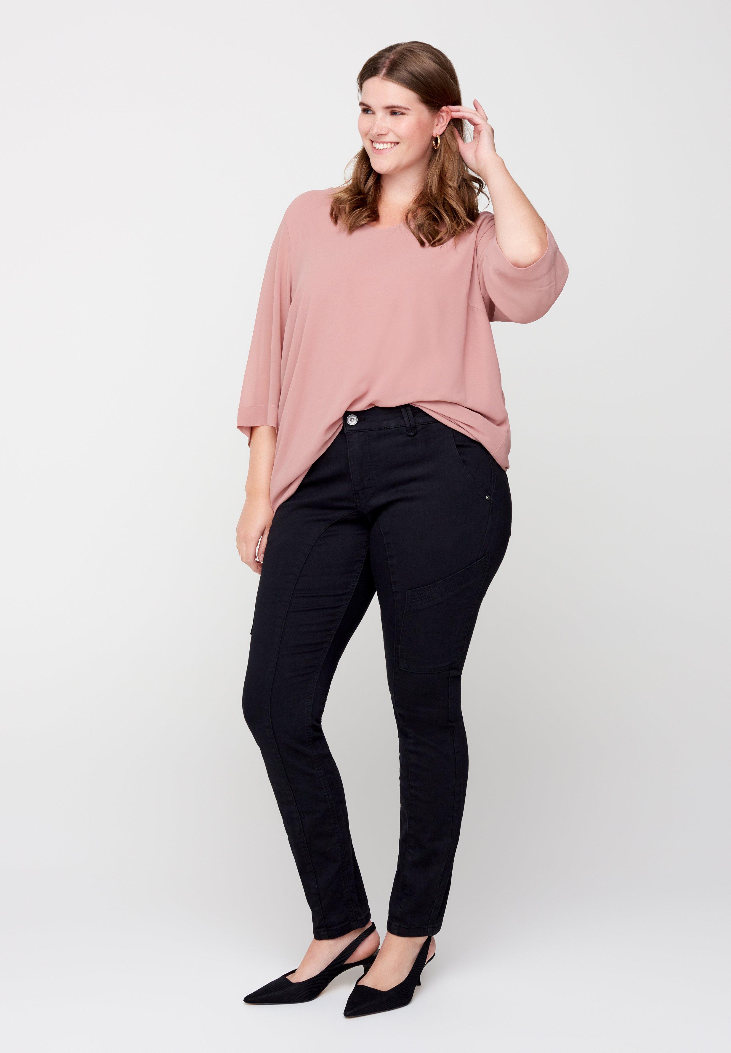 Donna LONG, SANNA - Jeans slim fit