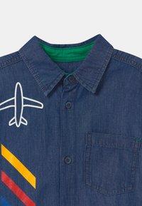 Benetton - EUROPE BOY - Shirt - blue denim - 2