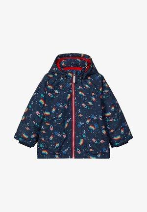 WELTRAUMPRINT - Winter jacket - dark sapphire