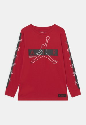 JDB JUMPMAN AIR UTILITY - Langarmshirt - gym red