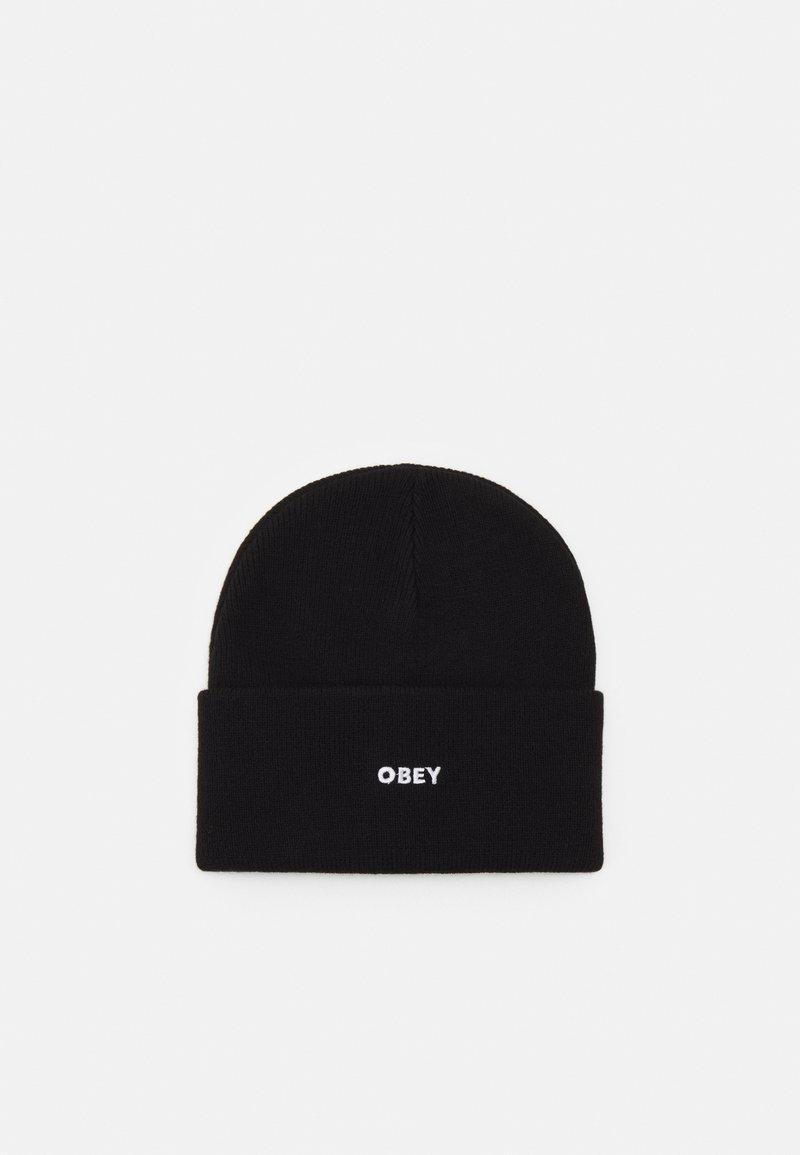Obey Clothing - FLUID BEANIE UNISEX - Beanie - black
