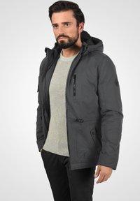 Blend - WINTERJACKE MARCO - Winter jacket - ebony grey - 2