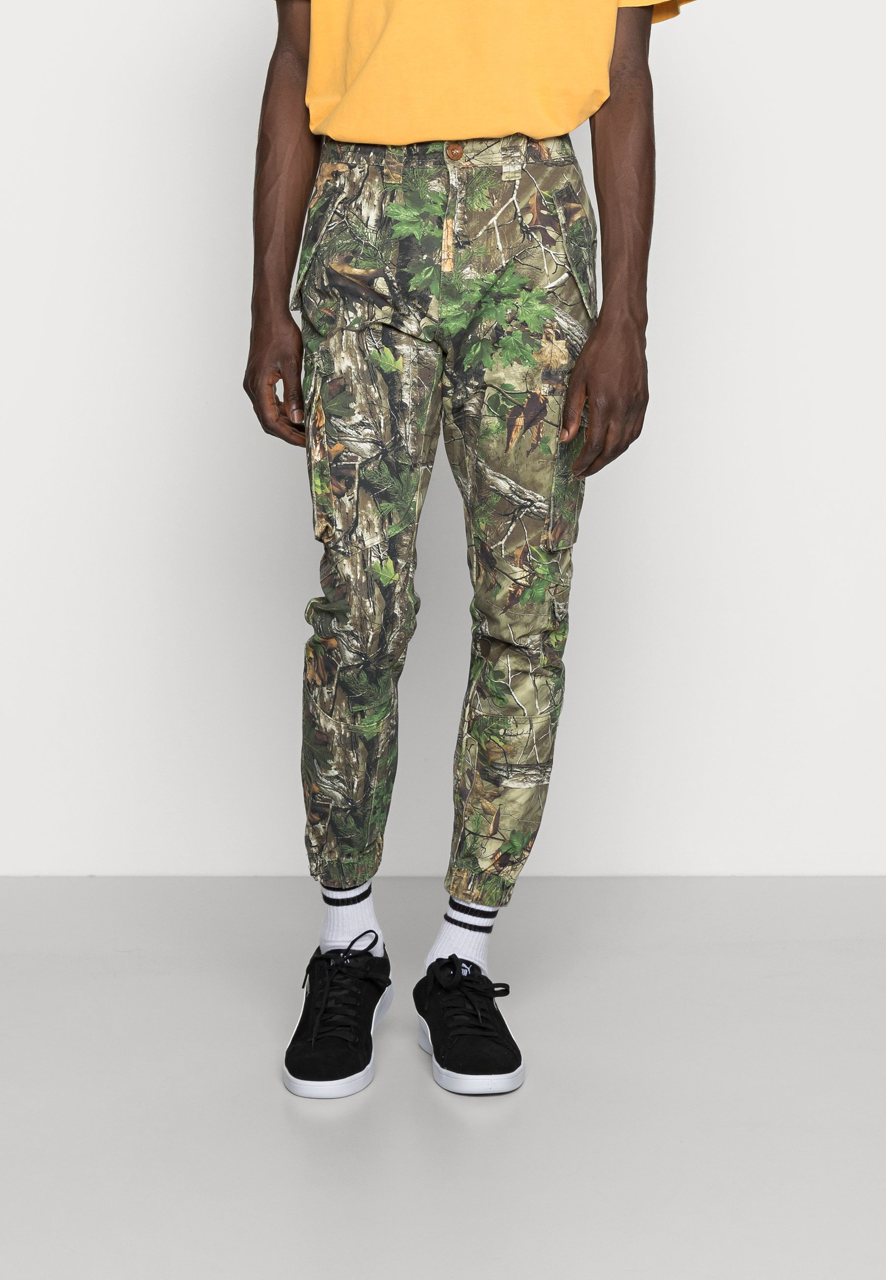 Homme MILITARY PANT - Pantalon cargo