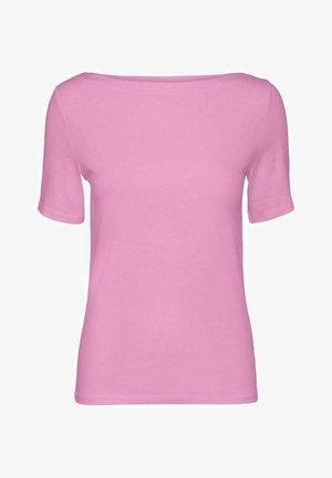 Basic T-shirt - pastel lavender