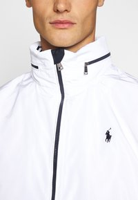 Polo Ralph Lauren - AMHERST FULL ZIP JACKET - Tunn jacka - pure white - 7