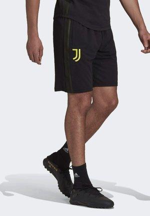 TRV SHO - Sports shorts - black