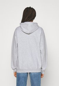 BDG Urban Outfitters - ZIP THROUGH HOODIE - Zip-up hoodie - grey marl - 2