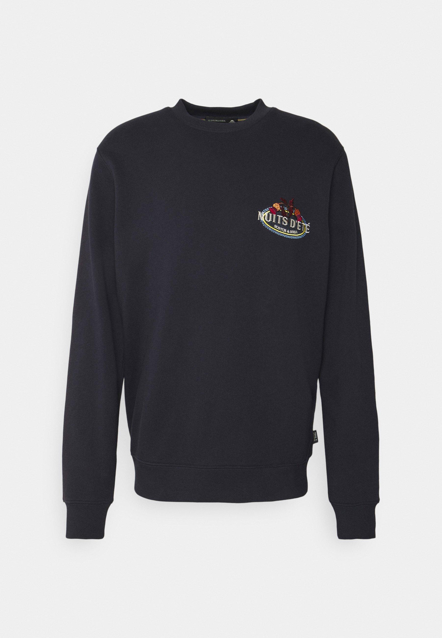 Homme FELPA LOGO CREWNECK - Sweatshirt