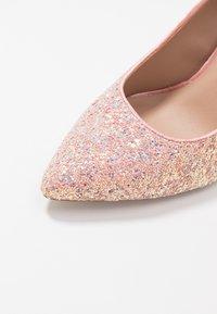 New Look - YINNY - Høye hæler - light pink - 2