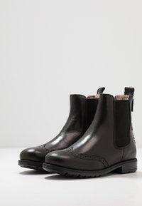 Bisgaard - BOOTIES - Zimní obuv - black - 3