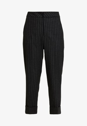 JET TROUSERS - Trousers - grey