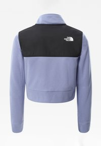 The North Face - G SURGENT FULL ZIP CROPPED - Training jacket - sweet lavender heather - 1