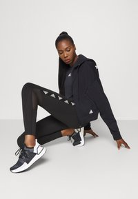 adidas Performance - Leggings - black/white - 1
