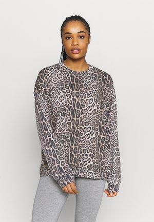 BOYFRIEND  - Sweatshirt - leopard