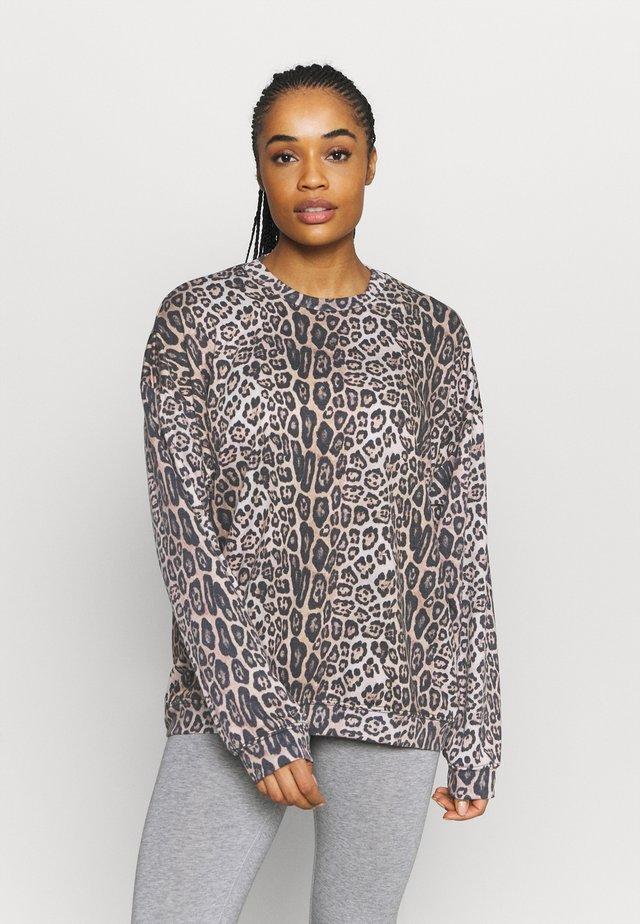 BOYFRIEND  - Sweater - leopard