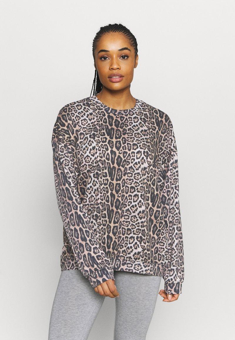 Onzie - BOYFRIEND  - Sweatshirt - leopard