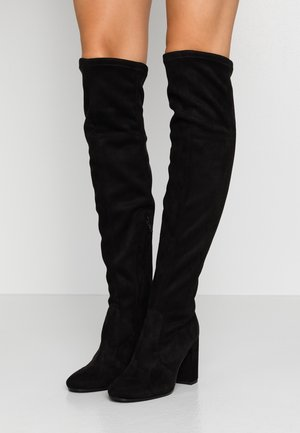 MILO - High heeled boots - noir