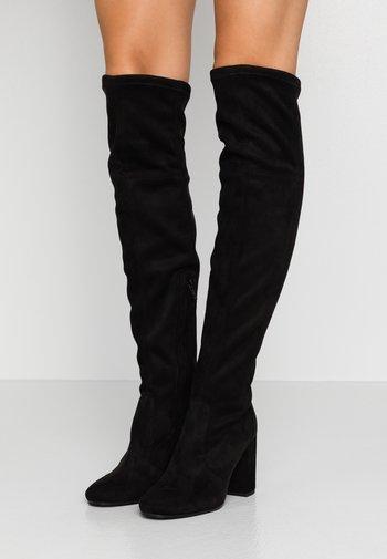 MILO - Laarzen met hoge hak - noir