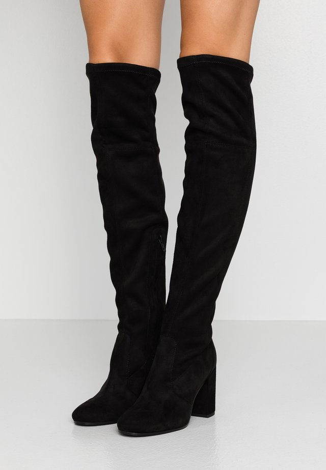 MILO - High heeled boots - noir