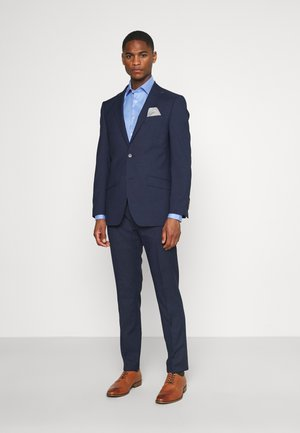 SUIT MODERN FIT - Suit - blue