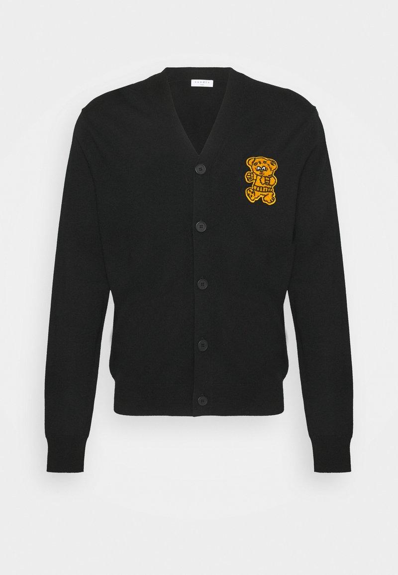 sandro - Cardigan - noir