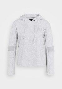 Armani Exchange - Hoodie - grey - 3