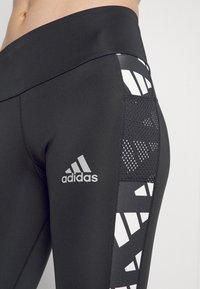 adidas Performance - CELEB - Tights - black - 4