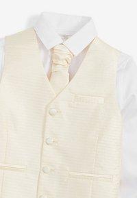 Next - Waistcoat - gold - 3