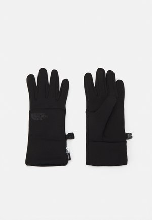 ETIP RECYCLED GLOVE - Sormikkaat - black