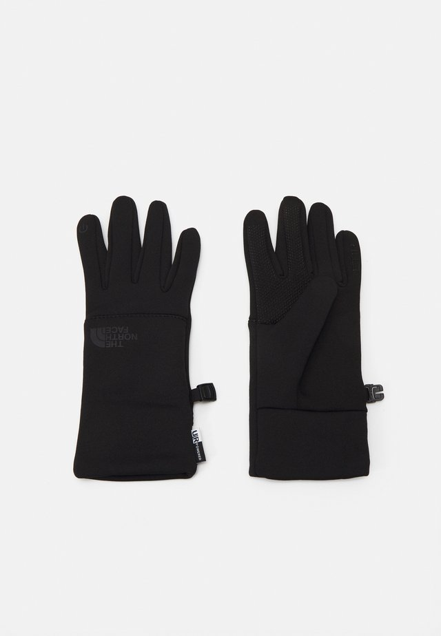 ETIP RECYCLED GLOVE - Gloves - black