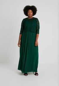 TFNC Curve - CAMELA - Occasion wear - jade green - 0
