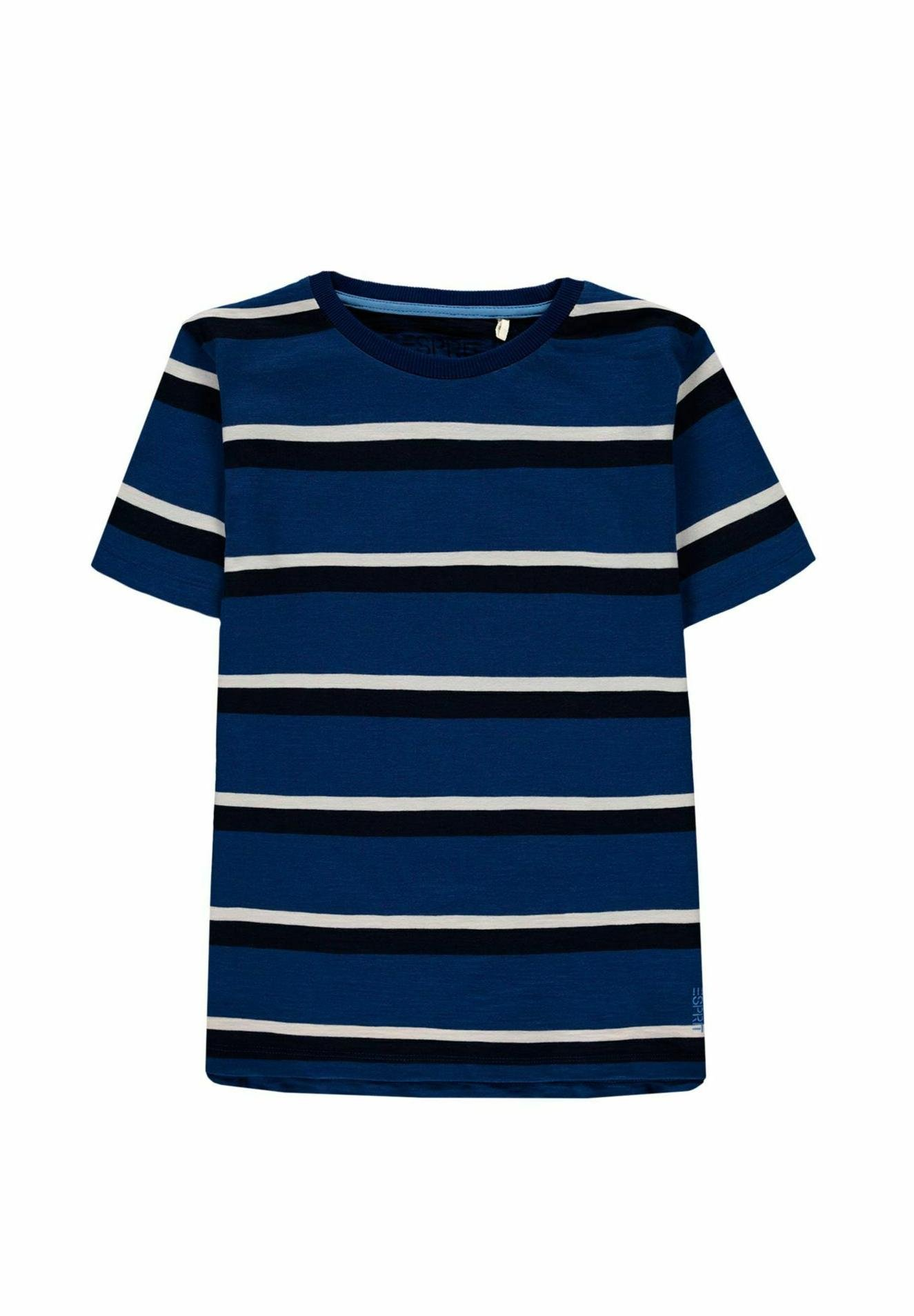 Kinder T-Shirt print - blue