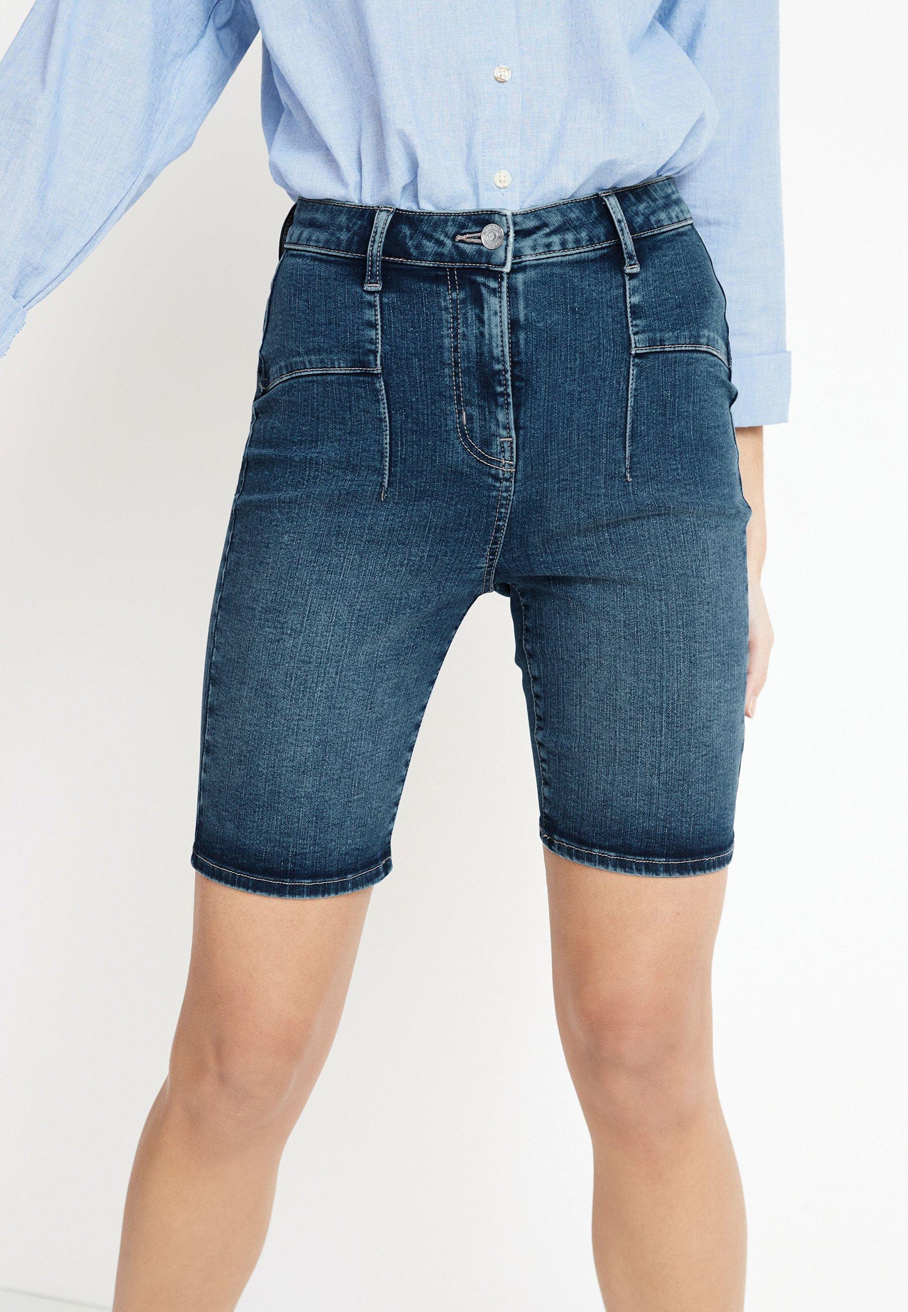 Femme ULTRA SHAPER - Short en jean