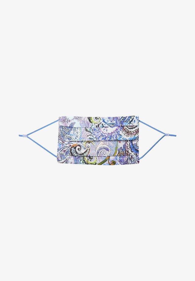 Community mask - blau