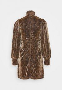 Fashion Union - LEIA - Cocktail dress / Party dress - stripe lurex - 1