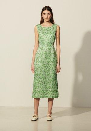 ASHLEY - Day dress - vert