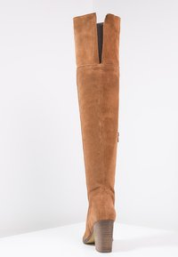 Zign - Over-the-knee boots - hazel - 4