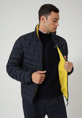 A-ALVAR - Winter jacket - blu marine