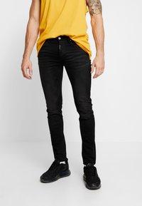 Tigha - MORTY - Jeans Skinny Fit - black - 0