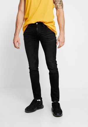 MORTY - Jeans Skinny Fit - black