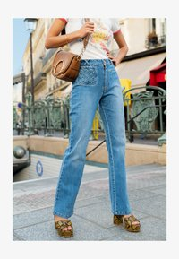 See by Chloé - Flared Jeans - shady cobalt - 3