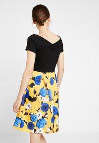 Anna Field - Robe d'été - blue/yellow - 2