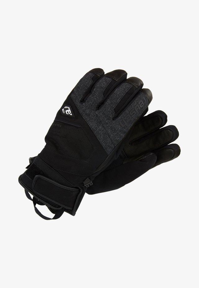 BEAT GTX® - Gloves - black/black melange