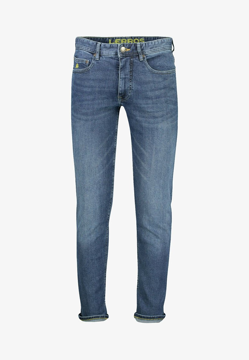 LERROS - JAN - Relaxed fit jeans - sports blue
