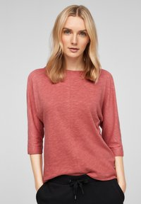 s.Oliver - Long sleeved top - pale red - 0